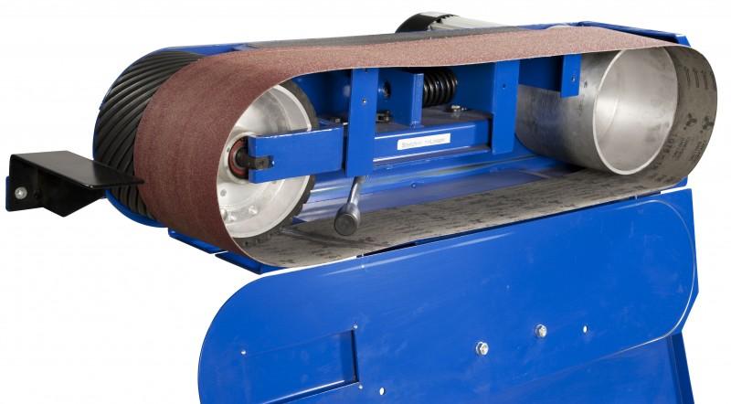 Poważnie Szlifierka taśmowa do metalu Metallkraft MBSM 150x2000-2 - Maszyny YR96